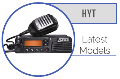 Hyt two way radio