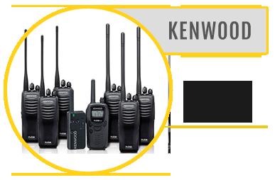 Kenwood two way radio