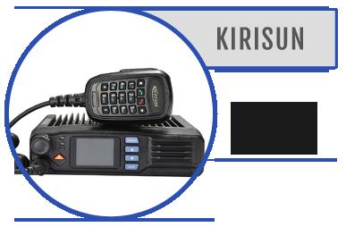 Kirisun two way radio